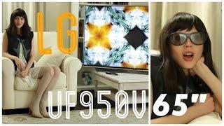 LG 65UF950V: обзор телевизора
