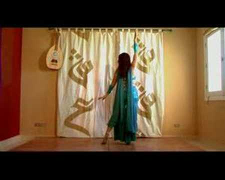 1001 Bellydance Moves - Traveling Moves Demo