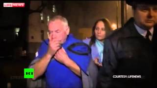 Total CEO plane crash suspect caught on camera - RUSSIATODAY