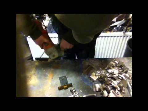 Very Cheap Power Tools: Scrapping Metals(