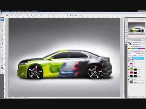 Photoshop Virtual Tuning Suzuki