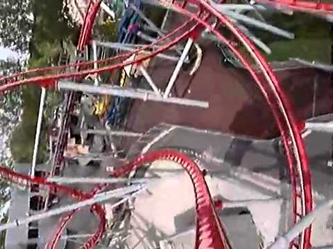G Force POV Drayton Manor