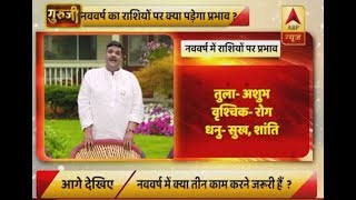 GuruJi With Pawan Sinha: Know how will new year affect your zodiac signs - ABPNEWSTV