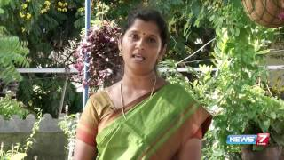 Poovali 07-06-2016 How to grow different types of greens in terrace? – NEWS 7 TAMIL Show