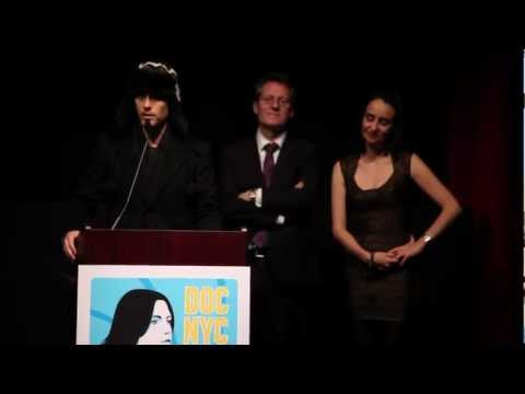 DOC NYC 2012: OPENING NIGHT FILM - Artifact with Jared Leto