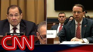 Deputy AG: No reason to fire Robert Mueller - CNN