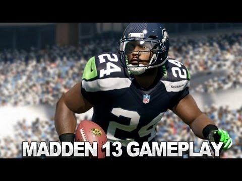 Madden NFL 13: Bears vs. Lions Gameplay