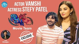 Ninnu Thalachi Movie Actors Vamsi & Stefy Patel Exclusive Interview || Talking Movies With iDream - IDREAMMOVIES