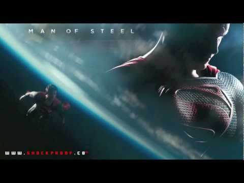 SUPERMAN: Man of Steel (2013) Official Full Trailer HD