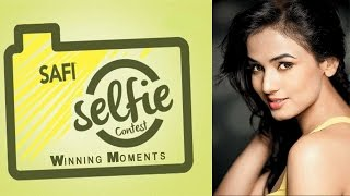 #Safiselfie Contest winners meet  actress Sonal Chauhan | EXCLUSIVE