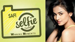 #Safiselfie Contest winners meet  actress Sonal Chauhan | EXCLUSIVE