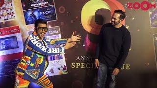 Ranveer Singh & Rohit Shetty have fun & promote their film 'Simmba' - ZOOMDEKHO