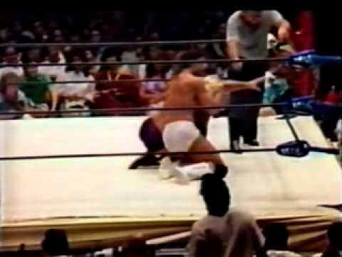 Ric Flair Vs Kerry Von Erich (Hawaii - 10-12-85) (NWA World Title) pt.3.wmv