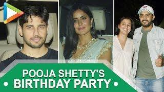 POOJA SHETTY'S BIRTHDAY PARTY with many CELEBS - HUNGAMA