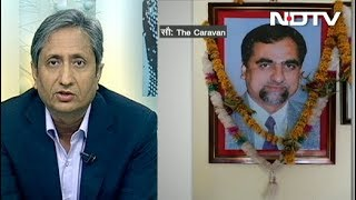 Why is Media Silent on the 'Mysterious' Death of a Judge? - NDTVINDIA