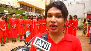 17 Jun, 2018: Indian transgender contestants gear up for beauty pageant - ANIINDIAFILE