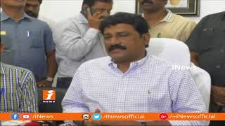 Minister Ganta Srinivasa Rao Serious On Pawan Kalyan Over Comments On TDP Govt | iNews - INEWS