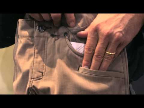 5 11 Media at SHOT Show 2015 with the new Cirrus Pant