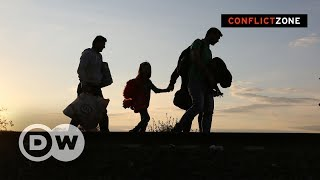 Michael O'Flaherty on Conflict Zone | DW English - DEUTSCHEWELLEENGLISH