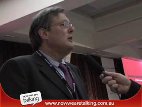 Telstra talks to Dr Jeffrey Cole - CommsDay Summit 2008