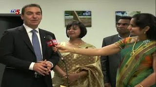 Indian Culture On Australian Stage | Diwali Celebrations | Adelaide : TV5 News - TV5NEWSCHANNEL
