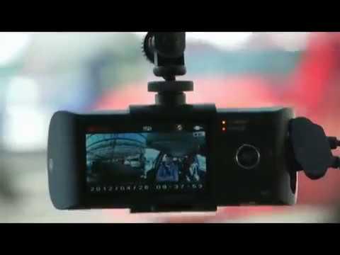 Araç Kamera Sistemi - Mobil Dvr  Çift Kamera + GPS