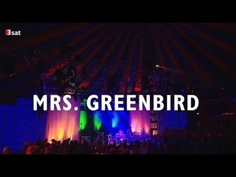 mrs greenbird tour