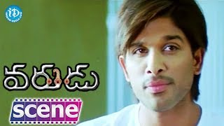 Varudu Movie Scenes - Arjun Helps His Friends For Love Marriage || Bhanusri Mehra - IDREAMMOVIES