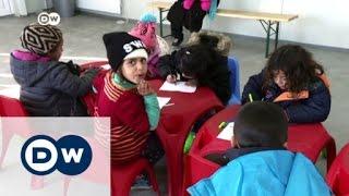 UNICEF – concern over child refugees | DW News - DEUTSCHEWELLEENGLISH