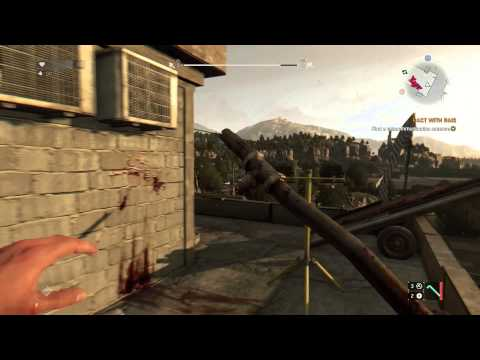 Dying Light in a nutshell PS4 Gameplay (HD) 1080p