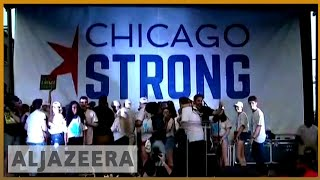 🇺🇸US Gun laws: Student bus tour calling for change | Al JAzeera English - ALJAZEERAENGLISH