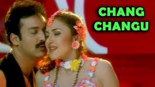 Chang Changu | Iddaru Mitrulu Telugu Movie Video Song | Chiranjeevi | Ramya Krishna | Sakshi - RAJSHRITELUGU