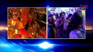Karthika Somavaram : Huge Devotees Rush at Mruthunjaya Shiva Temple in Kadapa | CVR News - CVRNEWSOFFICIAL