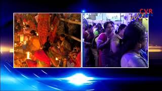 Karthika Somavaram : Huge Devotees Rush at Mruthunjaya Shiva Temple in Kadapa | CVR News - CVRNEWSOFFICIAL