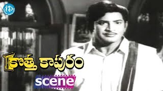 Kotta Kapuram Movie Scenes - Padmanabham Refuses To Marry Bharati || Rajanala - IDREAMMOVIES