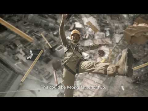 This Could Be You - Workplace Safety and Health Council's latest TV commerical