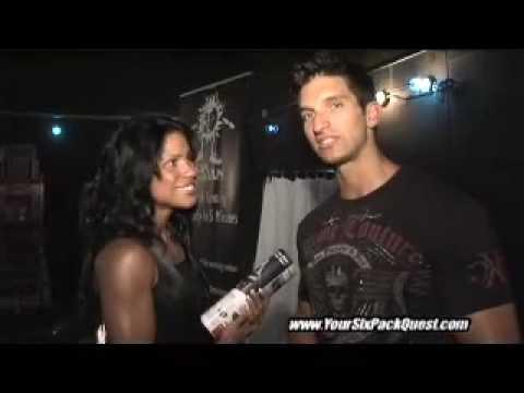 Female Fitness Model Interview