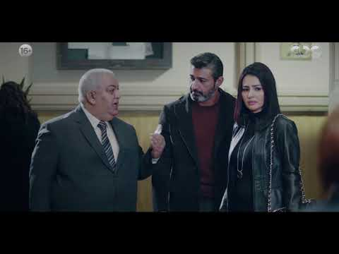مسلسل ظل الرئيس| وجود يحيى مع غادة في النيابة بينفي أي دليل ضدها يا ترى هتخلص على إيه؟!!