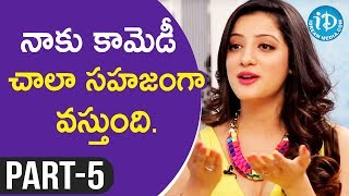 Actress Richa Panai Exclusive Interview Part #2 || Talking Movies With iDream - IDREAMMOVIES