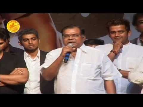 Commitment towards work makes Allu Arjun successful - Kota Srinivasa Rao @ Race Gurram Success Meet