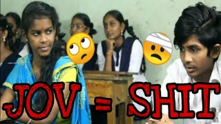 EE SHORT FILM OKA NARAKAM (#JOV_ROAST)||BHARGAV||301 DIARIES - YOUTUBE