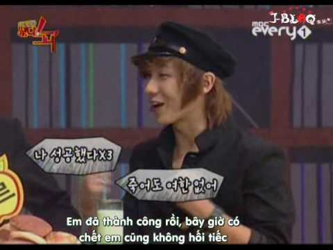 [Vietsub] MBLAQ with AfterSchool  - Idol Army S5 Ep7(5.5)