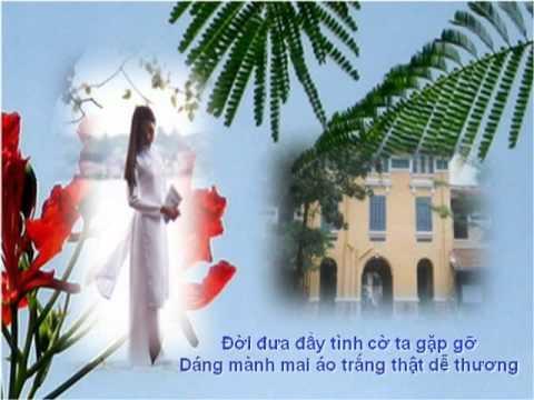 Hoai Huong - Karaoke (Tho: Bach Lien - Nhac: Minh Tuan)