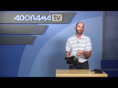 Sony NEX-VG10 Handycam: Product Reviews: Adorama Photography TV