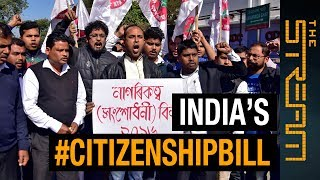 🇮🇳 Why is there anger around India's proposed #CitizenshipBill? | The Stream - ALJAZEERAENGLISH