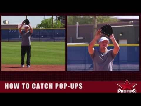 Fielding Tips: Catching Popups with Chris Getz
