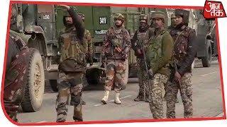 पुलवामा का मास्टरमाइंड कामरान घिरा, मुठभेड़ में मेजर समेत 4 जवान शहीद - AAJTAKTV