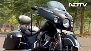 रफ्तार : कैसी है इंडियन चीफटन डार्क हॉर्स, जानें सबकुछ - NDTVINDIA