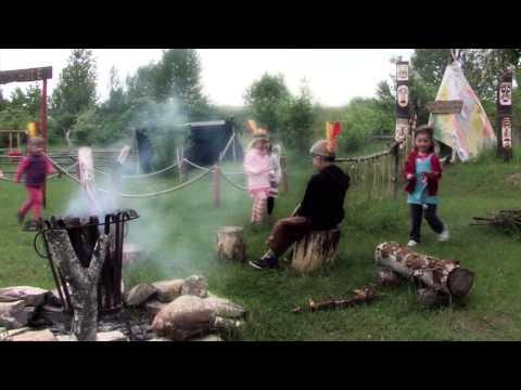 Einmal Indianer sein
