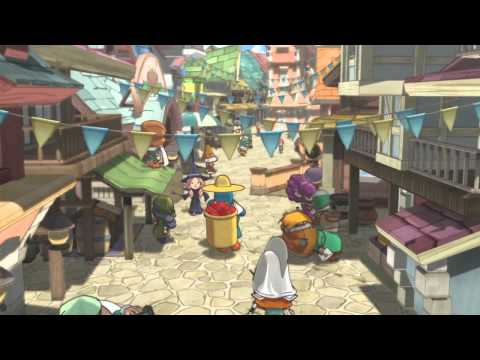 Fantasy Life Opening Movie